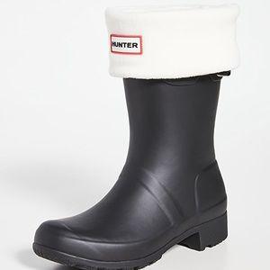 Hunter Boots Short Sock